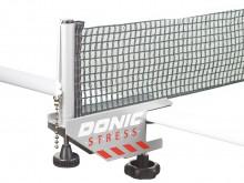 All-In Sport: De Donic® Tafeltennis- Net STRESS is snel en makkelijk te monteren.Het heeft een constructie van staal met een kunststof omranding.