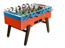 All-In Sport: Solide voetbaltafel voor professioneel gebruik in horeca, scholen en inrichtingen. Body van 30 mm dik MDF met krasvaste coating en besche...