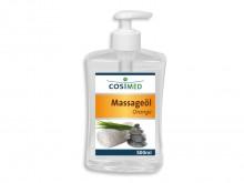 All-In Sport: Die cosiMed Massagepräparate unterstützen die Massage und machen sie zu einem angenehmen Wohlfühlerlebnis.