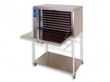 All-In Sport: Das Wärmeträger-Erwärmungsgerät APS 18 N erhitzt die Wärmeträger mit Luft. Ein Vorteil, sie können die Wärmeträger mit der Hand entnehmen...