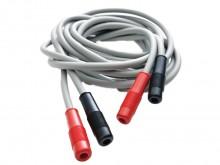 All-In Sport: Verbindungsschlauch für die Verbidnung von Elektrotherapiegerät und Vakuumelektrode. Lieferung paarweise.