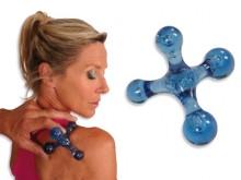 All-In Sport: De ideale massagehulp voor een inspanningsmassage. De kleine bolletjes, zorgen voor een intensieve massagewerking en de ietwat grotere bo...