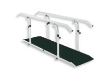 All-In Sport: Der Gehbarren ist ein Übungsgerät aus dem Bereich der Bewegungstherapie.<br /><br />Das Übungsgerät wird in der Therapie und Reha eingese...