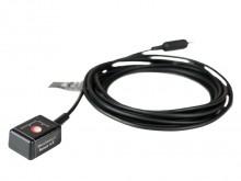 All-In Sport: Sensor zur Anbringung an die Standplatte des Posturomed zur Schwingfrequenzmesseung.