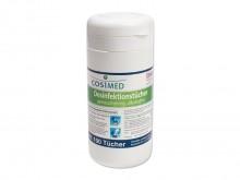All-In Sport: <br />- Voor snelle, eenvoudige en werkzame desinfectie<br />- 100 doekjes in een Dispenserdoos<br />- Is gelijk aan 3,17 m² Desinfektion...