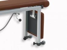 All-In Sport: Zur Befestigung an Trainings- (Artikel: T3706) und Winkeltisch (Artikel: T3707) geeignet. Ideal zum besseren Wegrollen der Tische.