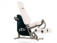 All-In Sport: Dit toestel bewerkstelligd een buig- en strekbeweging van de benen. De trainingsprikkel is dubbel-concentrisch en traint agonistische en ...