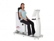 All-In Sport: De eXcio - Pelvictrainer is een van de eerste ergonomisch adaptieve trainingstoestellen de op simpele en aangename manier de bekkenbodemf...