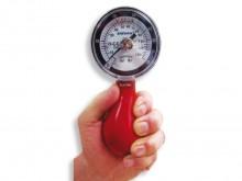 All-In Sport: Voor de meting van de hand- en vingerkracht Kalibratie in ponden en kilogrammen Gemeten kracht blijft tot aan reset staan.
