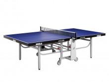 All-In Sport: Een tafeltennistafel volgens EN 14468-1 A voor de topsport met verrolbaar onderstel. Deze tafel blinkt uit vanwege het supersnelle opperv...