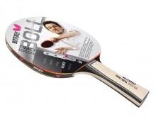 All-In Sport: Butterfly® ITTF zugelassener Schläger mit Addoy Belag. <br />1,5 mm Schwamm für gute Spin- und Spieleigenschaften für Fortgeschrittene. A...
