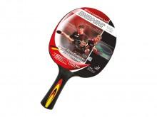 All-In Sport: Donic Schilkröt, speciaal batje voor gecontroleerd spel. Concave grip, 1,8 mm foam, 3-ster toplaag voor max. balcontrole en het aanleren ...