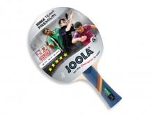 All-In Sport: Batje met 2 mm dikke TEACHER-toplaag, ITTF-toegelaten, grip concaaf. Ideaal voor ambitieuze spelers.