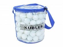 All-In Sport: 144 tafeltennisballen van plastic (zonder celluloid) in een praktische ballentas. De ballen zijn ideaal voor de schoolsport of trainingsd...