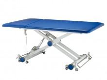 All-In Sport: <p>De ideale behandelbank voor de Bobath- en Vojtatherapie. Het speciale schaarsysteem verbetert het behandelcomfort en biedt een zeer ho...