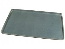All-In Sport: Fangoblech aus Aluminium mit den Maßen 70x50 cm. Das Blech ist passend für die Warmhalteschränke WS 14-7053 F.