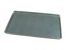 All-In Sport: Fangoblech aus Aluminium mit den Maßen 60x40 cm. Das Blech ist passend für die Warmhalteschränke WS 6-6043 F und WS 14-6043 F.