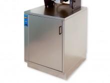 All-In Sport: De warmhoudkast wordt in combinatie met de moerasslijk-mixer ingezet. Met behulp van de elektronische temperatuurregeling, kan de tempera...