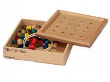 All-In Sport: In combinatie met het materiaal van de Homebox 1 verkrijgt het kind abstractievermogen en voorstellingskracht. Het spel met de Homebox 1 ...