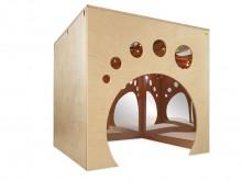 All-In Sport: In de Spiegelkubus Playcube worden alle dingen meervoudig gereflecteerd en zodoende kunnen de kinderen spelenderwijs hun gevoel van eigen...