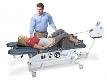 All-In Sport: <p>Deze manuele en mechanische tractiebank is jarenlang gebruikt als een veilige oplossing voor de behandeling van ruggengraatproblemen m...