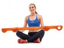 All-In Sport: De Stabicore is een stabiliteitstrainer voor de versteviging van de midsection.<br /><br /><b>Met de Stabicore traint u hoofdzakelijk de ...
