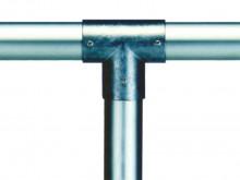 All-In Sport: Alu-Gussform zur Handlauf/Standrohrverbindung, passend für Rohr Ø 60 mm.