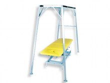 All-In Sport: Die Alternative zum Decken- und Wandschlingentisch!<br /><br />Nutzen Sie den flexibeln Schlingentisch bei Schwierigkeiten der Montage an...