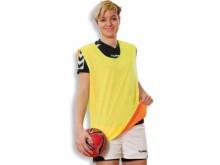 All-In Sport: Vest kan aan beide zijden gedragen worden; elke zijde heeft een andere kleur. Zeer goede draageigenschappen, soepel, maakt het snel omwis...