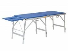 All-In Sport: De transportabele behandelbank Karat Nova voor uw huisbezoeken en voor de mobiele toepassing.<br /><br />Deze massagebank kan overal inge...