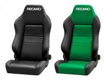 All-In Sport: Gepolsterde stoel met stoelverwarming b.v. Recaro-stoel, kleurkeuze op aanvraag mogelijk.