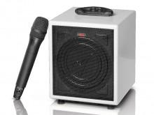 All-In Sport: Compacte geluidsinstallatie voor de geluidsversterking van ruimtes met max. 30 personen. Geschikt voor voordrachten en presentaties op sc...