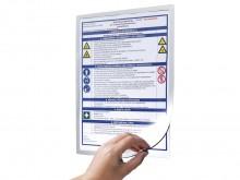 All-In Sport: Insteektassen beschermen documenten tegen vuil en geven de publicaties een attractief frame. Horizontaal en verticaal te gebruiken (5 stu...