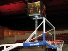 All-In Sport: Funktionen:<br />- Vorprogrammierte Zeit von 24 Sek. (bis 99 Sek.)<br />- Wiederaufladen der programmierten Zeit<br />- Löschen der Anzei...