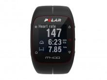 All-In Sport: De activiteitentracker en trainingscomputer M400 is en ideale begeleider voor fitness- en outdoor-freaks. Uitgevoerd met GPS voor snelhei...