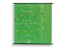 All-In Sport: 2 complete teamsets incl. scheidsrechter en bal. 24 mm doorsnede met kunststof kappen