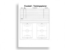 All-In Sport: Geschikt voor Trainer Coach-Board Basic, DIN A4, 28 vel.