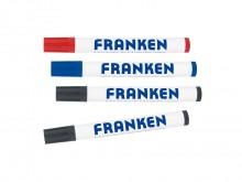 All-In Sport: Board-Marker. Navulbaar. Omschrijving van de schrijfvloeistof: pigmentkleur. Uitvoering van de punt: ronde punt. Materiaal van de shaft: ...