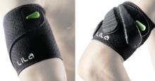 All-In Sport: <p>LILA Exogen bovenarm sleeves. De bovenarm sleeves zijn ontwikkeld om met lichte weerstand de schouder en bovenarm spieren te trainen. ...