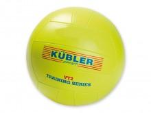 All-In Sport: Deze bal is 40% lichter en 25% groter dan normale volleyballen. Ideaal voor starters voor het aanleren van slagtechnieken. Van synthetisc...