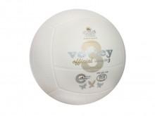 All-In Sport: Perfecte bal voor het aanleren van volleybal. Extreem zachte oppervlaktestructuur. Van extreem slijtvast en toch zeer zacht kunststof, 3-...