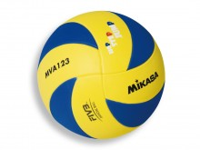 All-In Sport: De nieuwe kinderbal van Mikasa voor een perfecte start in de volleybalsport. Het supersoft foam (EVA) aan het oppervlak maken deze volley...