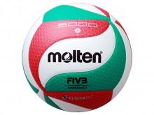All-In Sport: Wedstrijdbal van superzacht syntetisch leder. Wafelstructuur voor verhoogde grip en veilig en excat toespelen. Nieuw ontwikkelde Flistate...