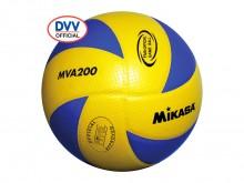 """All-In Sport: De """"huid"""" van de MVA 200 is van meer dan 32.000 kleine """"deukjes"""" voorzien. Deze vergroten het oppervlak van de bal met meer dan 10%, wat ..."""