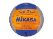 All-In Sport: Beachvolleybal met PU-Soft oppervlaktemateriaal, weer- en zeewatervast. Dubbellagige No Leak Butyl binnenbal met perfect dichtend naaldve...