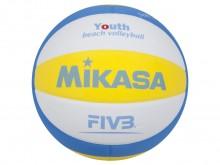 All-In Sport: De jeugd beachvolleybal SBV YOUTH is een gewichtsgereduceerde zeer zachte beachvolleybal die uitermate geschikt is voor startende beachvo...