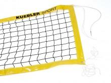 All-In Sport: voor speelveldmaat 8 x 16 meter. Wedstrijdnet 8,50 x 1 meter van ca. 3 mm dik polypropyleen, knooploos, boven met niet rekbaar Kevlar-spa...