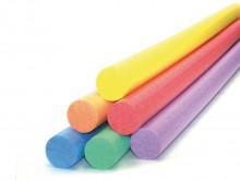 All-In Sport: Van geslotencellig polyethyleenschuim, licht, flexibel, slijtvast, hygiënisch en anti-bacterieel. In kleuren assorti. Ook wel Flexibeam o...
