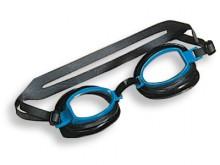 All-In Sport: De ideale zwembril voor kinderen, met grote zichtvensters. De extra brede lamellenafdichting zorgt voor een goede pasvorm. De getande hoo...