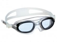 All-In Sport: Deze zwembril biedt u een breed zichtveld en een comfortabele pasvorm.